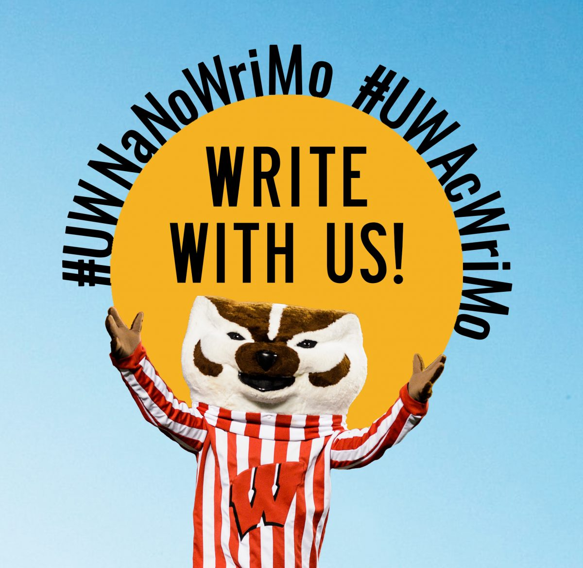 Write with Us! #NaNoWriMo #AcWriMo